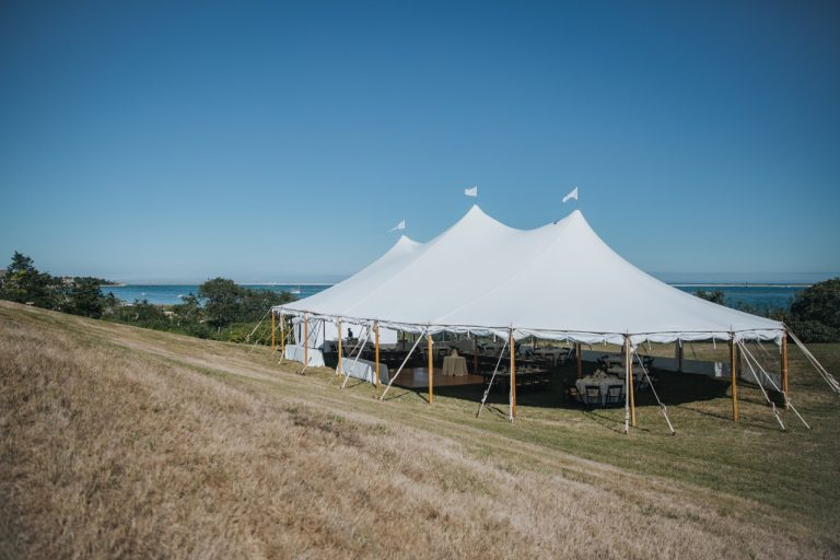 tented weddings on cape cod