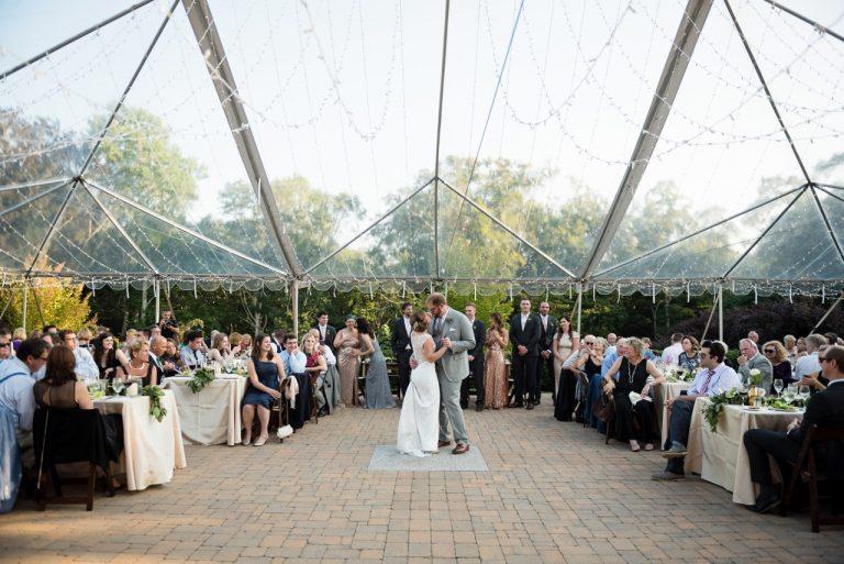 outdoor weddings on Cape Cod